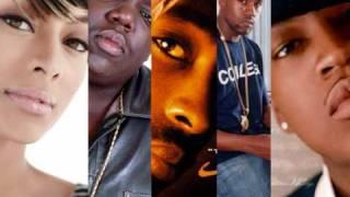 Keri Hilson feat. Kanye West & Ne-yo & Notorious Big & 2pac - Knock You Down (remix)