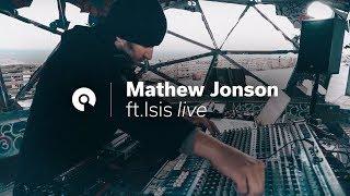 Mathew Jonson & Isis (Live) Off/BEAT @ Teufelsberg, Berlin (BE-AT.TV)