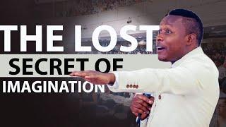 The lost Secret of Imagination # Charles Hlanganiso