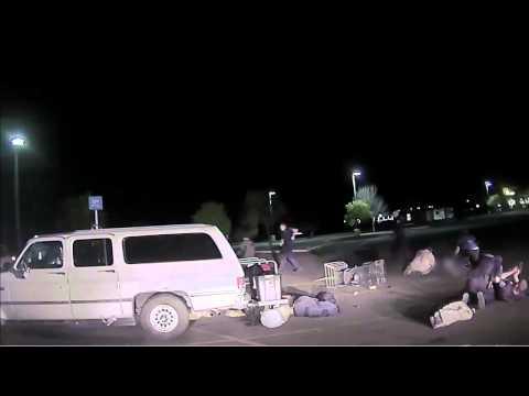 Vídeo de una dantesca pelea con resultado mortal entre una familia y varios policías.