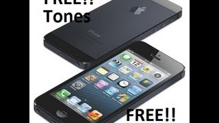 How to make free Custom iPhone 7 ringtones for iTunes
