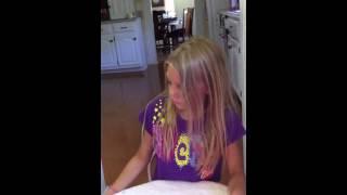 Kylies sad story child molestation