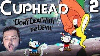 EVIL WOODY WOODPECKER | Cuphead: Part 2 (feat. Travis)