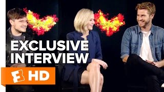 The Hunger Games: Mockingjay - Part 2 - Exclusive Interview (2015) HD