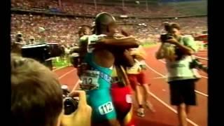 Men's 100m - Berlin 1997