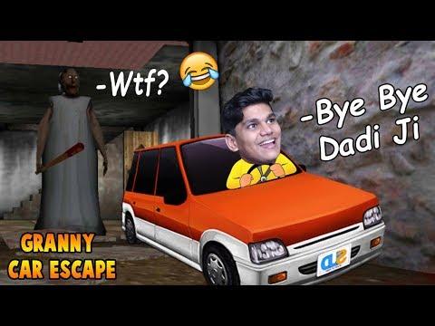 Xxx Mp4 Dadi Ji Ki Car Chura Ke Bhag Gaya Granny Car Escape Free Android Game 3gp Sex