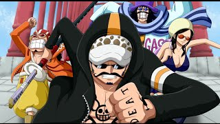 One Piece [AMV/ASMV] - Welcome To Dressrosa ᴴᴰ