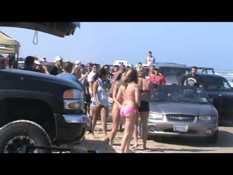 SPRING BREAK 2011 Sout Padre Island texas