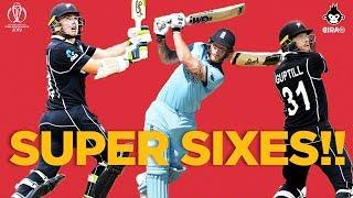 Bira91 Super Sixes!   New Zealand vs England   ICC Cricket World Cup 2019