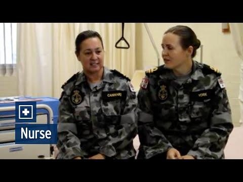 Nursing Officer - Royal Australian Navy