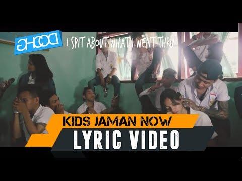 Xxx Mp4 ECKO SHOW KIDS JAMAN NOW Official Lyric Video 3gp Sex