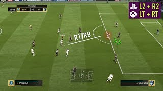 THE SIMPLE FIFA 18 ATTACKING COMBO USED BY THE WORLD'S BEST PLAYERS
