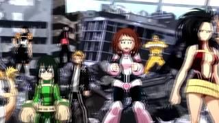 Boku no Hero Academia「AMV」  Fight ᴴᴰ