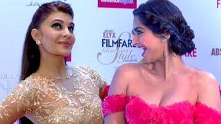 CATFIGHT: BFFs Sonam Kapoor Jacqueline Fernandez Get Bitchy On The Red Carpet