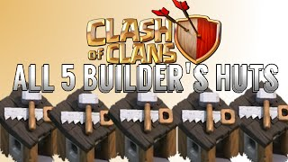 How To Get All 5 Builder