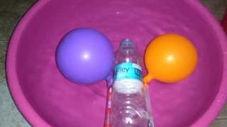 HOW TO MAKE A WATER BOAT? USING BALLOONS NO ELECTRIC ENERGY AND STEAM ENERGY