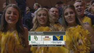 NCAAB 01 10 2017 Baylor at West Virginia 720p60