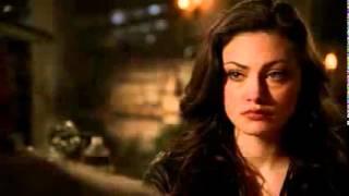 The Secret Circle 1x19 - John Blackwell / Faye Cassie & Diana
