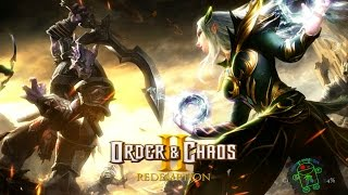 Order & Chaos 2: Redemption - HD Android Gameplay - RPG Games - Full HD Video (1080p)