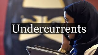 Undercurrents Podcast - Episode 16: Cybercrime in the GCC States, and Fiction from Refugee Camps
