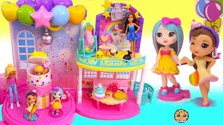 Birthday Party For Barbie