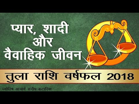 Xxx Mp4 तुला 2018 प्यार शादी LIBRA 2018 Annual Horoscope Astrology For Love Relationship Married Life 3gp Sex
