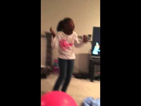 NOW IM MAD CHALLENGE LOL MY SISTER CAYLA