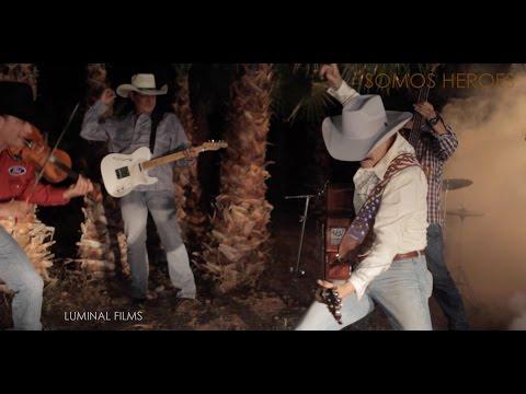 Caballo Dorado Vaqueros de Rodeo Video Oficial
