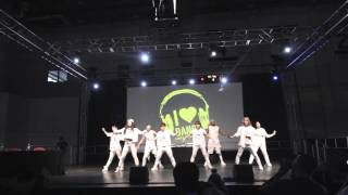 2015 NY KPOP FESTIVAL at KCON NYC [I LOVE DANCE]