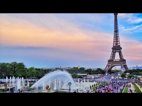 Xxx Mp4 4K HDR Video Beautiful Paris City Nature And Other Landscapes In France 3gp Sex