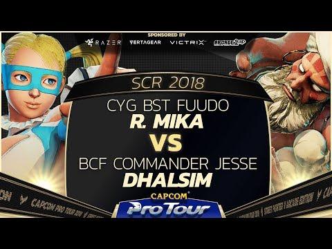 Xxx Mp4 CYG BST Fuudo R Mika Vs BCF Commander Jesse Dhalsim SCR 2018 Day 1 Pools CPT 2018 3gp Sex