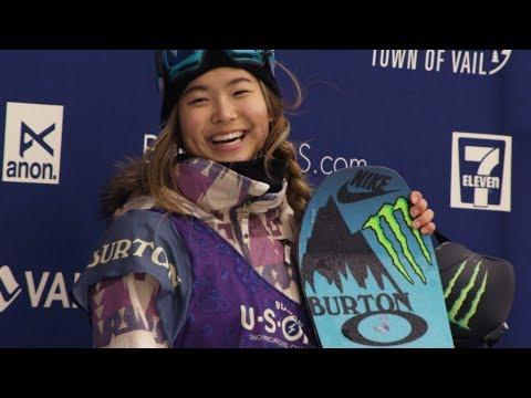 Meet Chloe Kim the Snowboarder Who Makes the Halfpipe Look Easy NYT Winter Olympics