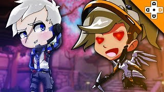 Overwatch Funny & Epic Moments - MERCY LOVES SOLDIER?! - Highlights Montage 202
