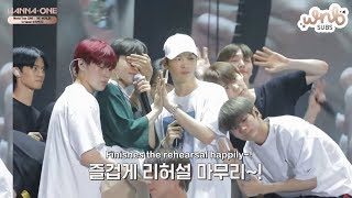 [ENG SUB] 180617 Wanna One - World Tour in Seoul Behind by WNBSUBS