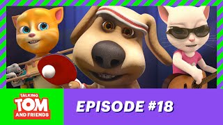 Talking Tom and Friends - Ping Pong Wizard (Episode 18)