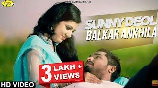 Sunny Deol Balkar Ankhila - Manjinder Gulshan [ Official Video ] 2013 - Anand Music