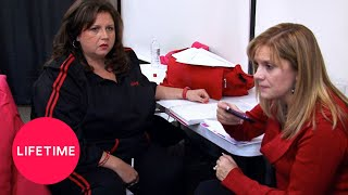 Dance Moms: Cathy Is Caught Lying About a Student's Age (Season 2 Flashback) | Lifetime