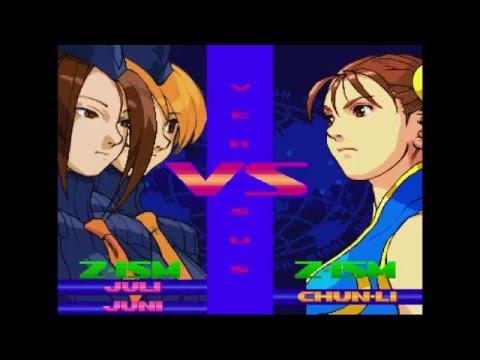 Xxx Mp4 Street Fighter Zero 3 Juli Amp Juni Dramatic Battle Original Course 3gp Sex