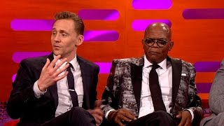 Samuel L. Jackson was starstruck by Dustin Hoffman  - The Graham Norton Show: Series 19 - BBC
