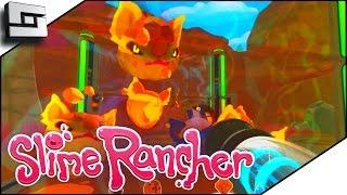 HONEY/HUNTER SLIMES! - Slime Rancher Gameplay #7 | Sl1pg8r