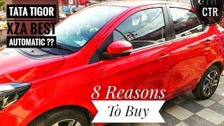 2018 Tata Tigor XZA Automatic | 8 Reasons To Buy | Detailed Review |