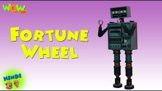 Fortune Wheel - Motu Patlu in Hindi WITH ENGLISH, SPANISH & FRENCH SUBTITLES
