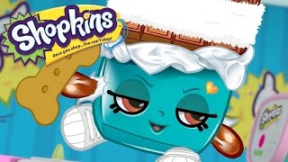 SHOPKINS - THE WORK OUT | Cartoons For Kids | Toys For Kids | Shopkins Cartoon