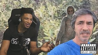 ETIKA REACTS TO FEMALE BIGFOOT FORCED ME TO HAVE SEX