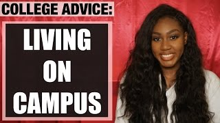 Living On Campus | College Advice