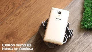 Walton Primo N3 Hands on Review