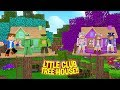 Download Video Download LITTLE CLUB BOYS TREE HOUSE VS LITTLE CLUB GIRLS TREE HOUSE!! Minecraft - Little Donny Adventures 3GP MP4 FLV