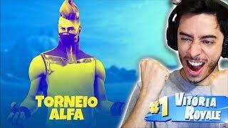 O MODO TORNEIO ME SURPREENDEU! - Fortnite