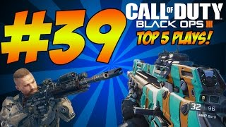 Semscure - Top 5 Plays #39 (Black Ops 3 Gamebattles)