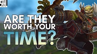 Will Warfronts Work in the Battle for Azeroth? Impressions and Expectations - World of Warcraft